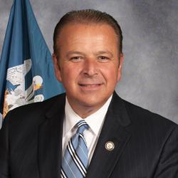 Taylor F. Barras, Speaker